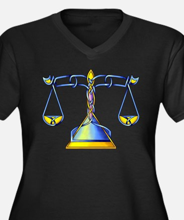 Scales Goddess Proportioned T-Shirt