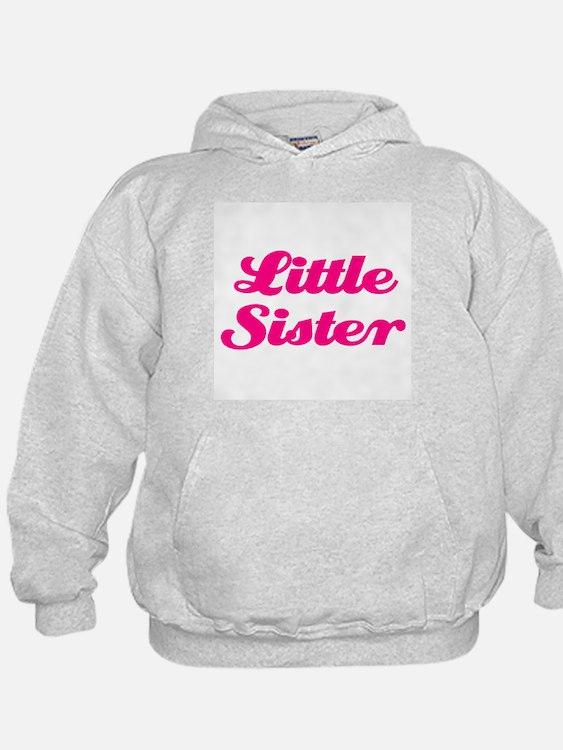 Little Sister (pink) Hoodie
