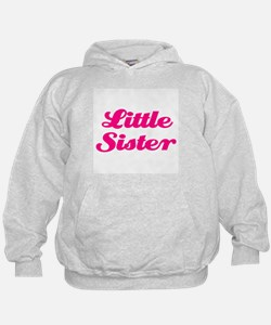 Little Sister (pink) Hoody
