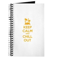 Keep calm and chill out Journal