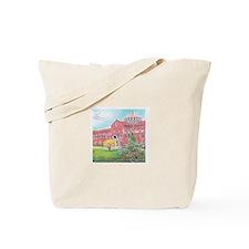 School in color Tote Bag