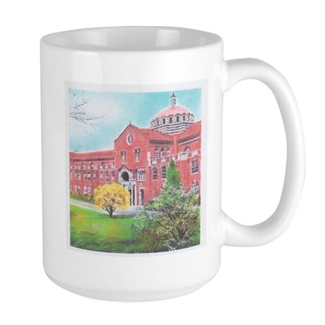 School in color Mug