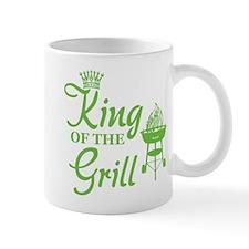King of the grill Small Mug