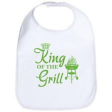 King of the grill Bib