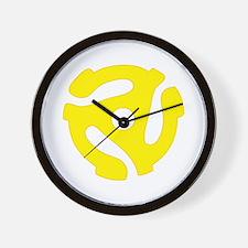 45 vinyl record Wall Clock