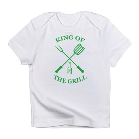 King of the grill Infant T-Shirt
