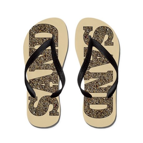 Sand Flip Flops