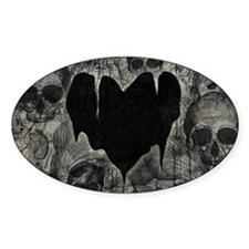 Bleak Heart Decal