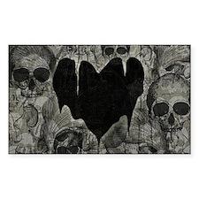 Bleak Heart Decal