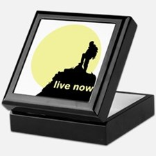 Live Now Keepsake Box