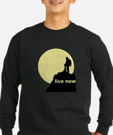 Live Now Long Sleeve T-Shirt