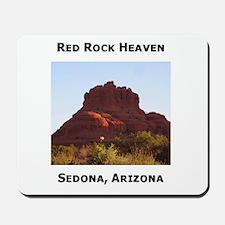 Sedona, Red Rock Heaven Mousepad