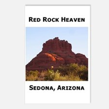 Sedona, Red Rock Heaven Postcards (Package of 8)