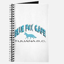 Blue Fox Cafe Journal