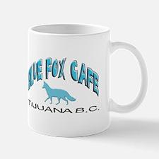 Blue Fox Cafe Mug