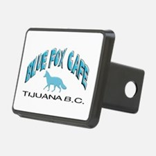 Blue Fox Cafe Hitch Cover