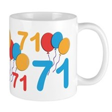 71 Years Old - 71st Birthday Mug