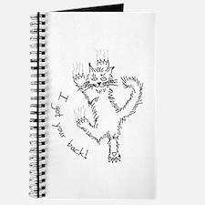 I got your back! - Journal