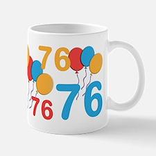 76 Years Old - 76th Birthday Mug