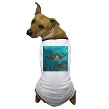Sea creatures Dog T-Shirt