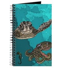 Sea creatures Journal