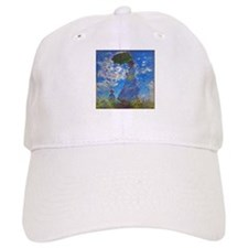 Monet - Woman with a Parasol Baseball Cap