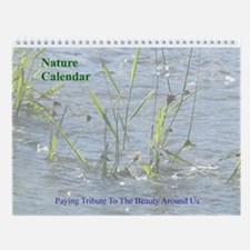 Paying Tribute To Nature Wall Calendar
