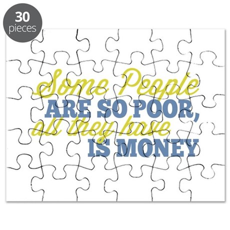 Some People Are So Poor Puzzle