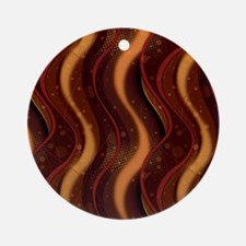 Silky Smooth Ornament (Round)