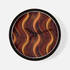 Silky Smooth Wall Clock