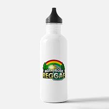 MotherLode Reggae logo Water Bottle
