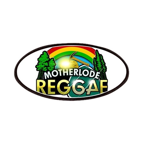 MotherLode Reggae logo Patches