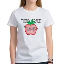 TShirts etc Apple 3rd grade.png T-Shirt