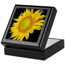 Sunflower Keepsake Box