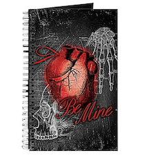 Gothic Love Be Mine Journal