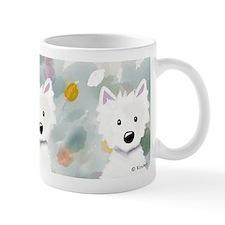 Westie Impressions Mug