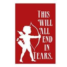 This Will All End In Tears Postcards (Package of 8