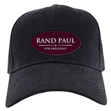Vote Rand Paul President Baseball Hat