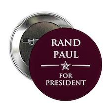"Vote Rand Paul President 2.25"" Button"