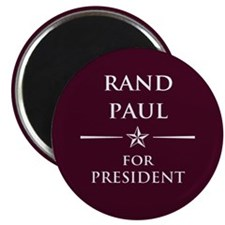 "Vote Rand Paul President 2.25"" Magnet (10 pack)"