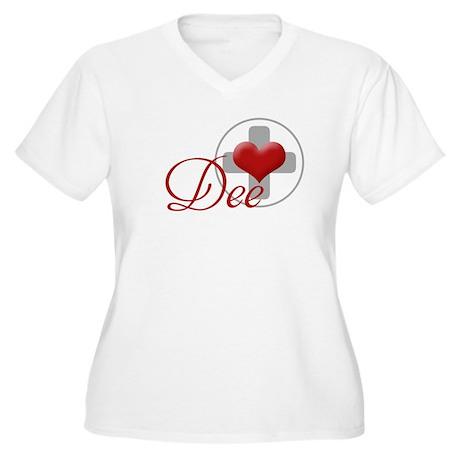 SpecialMAsFront_Dee Plus Size T-Shirt