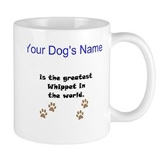 Greatest Whippet In The World Small Mug