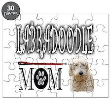 LABRADOODLE MOM Puzzle