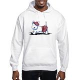 Westie Hoodies & Sweatshirts