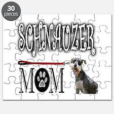 Image Schnauzer Mom Puzzle