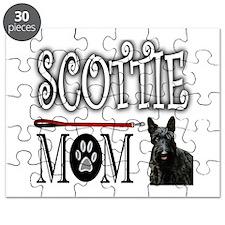Image Scottie Mom Puzzle