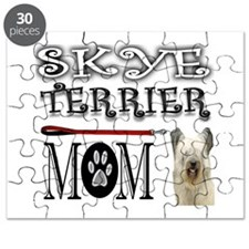 SKYE TERRIER MOM Puzzle