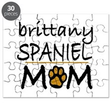 Brittany mom Puzzle