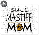 Bullmastiff Puzzles