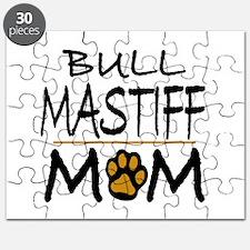 BullMastiff Mom Puzzle